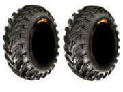 Pair of GBC Dirt Devil (6ply) ATV Tires [27x10-12] (2)