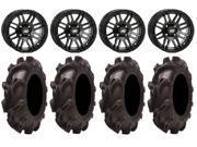 ITP SS316 14 Wheels Blk Ops 32 Mammoth Mayhem Tires Arctic Cat TBX TRV MudPro