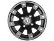 Raceline Scorpion ATV Wheel - Black [14x7] 4/110 - (5+2) [570-1527]