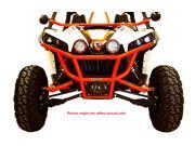 Dragonfire Racing RacePace Black Front Bash Bumper Can Am Maverick