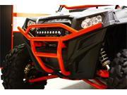 Dragonfire Racing RacePace Red Front Bash Bumper Polaris RZR XP 570 800 900