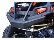 Dragonfire Racing RockSolid Black Rear Bumper Polaris RZR XP 900
