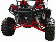 Dragonfire Racing RacePace Black Rear Smash Bumper Polaris RZR 800 4 800