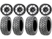 STI HD5 15 Beadlock GB UTV Wheels 27 Ceros Tires Polaris RZR 1000 XP Ranger XP 900 1000