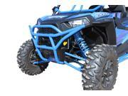 Dragonfire Racing RacePace Blue Front Bash Bumper Polaris RZR XP 900 1000