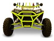 Dragonfire Racing RacePace Lime Squeeze Front Bash Bumper RZR XP 1000 Turbo