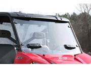 Seizmik Poly Full Vented Windshield Polaris Ranger Midsize ETX 570 [25025]