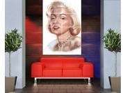 Marilyn Monroe 46 x 32 inches 116 x 81 cm vintage large huge giant poster print picture home decor photo wall art AA19