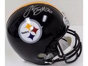Le'Veon Bell Signed Pittsburgh Steelers Riddell Full Size Replica Helmet JSA