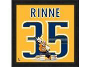 Pekka Rinne Framed Nashville Predators 20x20 Jersey Photo 9SIA4F04FH7526
