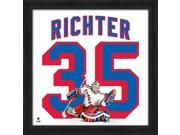 Mike Richter Framed New York Rangers 20x20 Jersey Photo 9SIA4F04FH7886