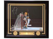 Matt Murray Signed Framed Pittsburgh Penguins 16x20 Stanley Cup Photo JSA 9SIA4F04M40867