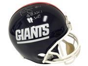 Phil Simms Signed New York Giants Full Size Helmet SB XXI MVP JSA ITP