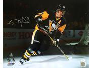 Evgeni Malkin Signed 16x20 Pittsburgh Penguins 2016 Stanley Cup Skate Photo JSA 9SIA4F04MH4740