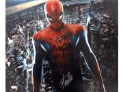 Stan Lee Marvel Comics Signed 16x20 Spiderman Photo PSA 6A28137 9SIA4F03GS9224