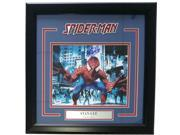 Stan Lee Marvel Comics Signed Framed 8x10 Spiderman Photo PSA 9SIA4F052Z1529