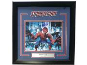 Stan Lee Marvel Comics Signed Framed 8x10 Spiderman Photo PSA 9SIA4F052Z1529