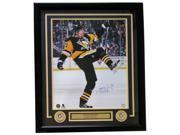 Evgeni Malkin Signed Framed 16x20 Pittsburgh Penguins Celebration Photo JSA 9SIA4F055E1479