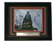 Dave Prowse Signed Framed Star Wars Darth Vader 8x10 Hallway Photo Beckett 9SIA4F05MA6044