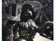 Dave Prowse Signed Star Wars Darth Vader 16x20 Cockpit Photo Beckett BAS 9SIA4F05K80301