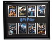 Harry Potter Framed 25x31 Movie Covers Collage