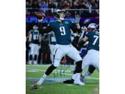 Nick Foles Signed 16x20 Philadelphia Eagles Super Bowl 52 Photo Fanatics 9SIA4F076W9946