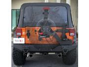 Rugged Ridge 11546.25 Xtreme Heavy Duty&#59; Tire Carrier&#59; Rear 07-14 Wrangler (JK)