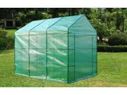 8′ x 6′ Medium Greenhouse