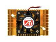 ATI Gold VGA Fan - 2 Pin