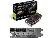 Asus Strix STRIX-GTX960-DC2OC-4GD5 GeForce GTX 960 Graphic Card - 1.25 GHz Core - 1.32 GHz Boost Clock - 4 GB GDDR5