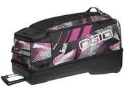 Ogio Luggage Adrenaline Wheeled Bag Bolt Pink/Black