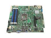 Intel S1200V3RPM Server Motherboard - Intel C224 Chipset - Socket H3 LGA-1150 - 5 Pack