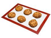 2 Pack Reusable Silicone Baking Mat - Durable Nonstick Baking Sheet Oven Liner