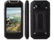 LikeEgg Newest iMAN V12 Android 4.2 3G Smartphone 4.5 inch HD IPS Screen MTK6589T Quad Core 1.5GHz 1GB RAM 8GB ROM WiFi GPS Waterproof Dustproof Shockproof Dual Cameras