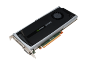 NVIDIA Quadro 4000, 2GB GDDR5 Memory, 256-Bit Memory Interface, Full Height Workstation Graphics Card, 38XNM