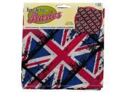 British Flag Bandana Set of 90 Apparel Hats Wholesale