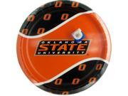 Oklahoma State University Party Plates Set of 24 Party Supplies Party Plates Bowls Wholesale