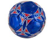Size 5 Laser Soccer Ball - Set of 1 (Sporting Goods Team Sports Equipment) - Wholesale