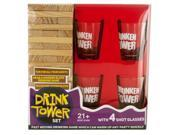 Drink Tower Wooden Block Drinking Game 9SIA4GM5H18732
