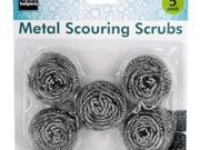 123-Wholesale: Set of 36 Metal Scouring Pads Set (Household Supplies, Sponges & Scouring Pads) 9SIA4GM5H37649