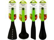 123-Wholesale: Set of 12 Kitchen Tool with Bright Green Handle (Kitchen & Dining, Kitchen Tools & Utensils)