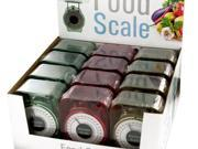 123-Wholesale: Set of 48 Kitchen Food Scale Countertop Display (Kitchen & Dining, Kitchen Measuring Tools) 9SIA4GM5HD0340