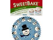 123-Wholesale: Set of 72 SweetBake Holiday Paper Baking Cups (Kitchen & Dining, Baking Supplies) 9SIA4GM5HA1809