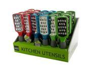 123-Wholesale: Set of 24 Cheese Grater Counter Top Display (Kitchen & Dining, Kitchen Tools & Utensils)