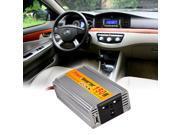 Brand New 150W DC 12V to AC 220V Car Power Inverter With USB Port Plug
