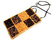 iPurse® Purse/Wallet/Pouch -Mondrian Patch Gold/ Phone case/Wallet/Evening purse/Pouch (9SIA4H01E83047 633643642803) photo
