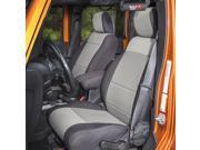 Rugged Ridge 13215.09 Custom Neoprene Seat Cover Fits 11-16 Wrangler (JK)