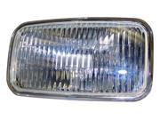 Crown Automotive 4713584 Fog Lamp Lens Fits 93-95 Grand Cherokee (ZJ)