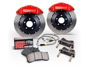 StopTech 83.838.4700.53 StopTech Big Brake Kit Fits 04-07 Impreza