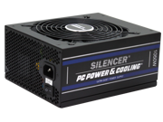 PC Power & Cooling's Silencer Series 1050 Watt, 80 Plus Platinum, Fully-Modular, Active PFC, Ultra Quiet ATX PC Power Supply, 10 Year Warranty, FPS1050-A5M00